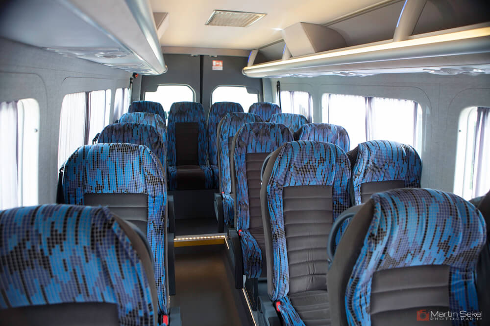 הסעות אוטובוסים - חוויית נסיעה