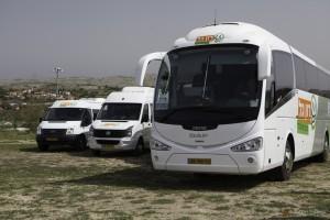 רון גל חברת הסעות - שירותי הסעות אוטובוסים ומיניבוסים בכל הארץ